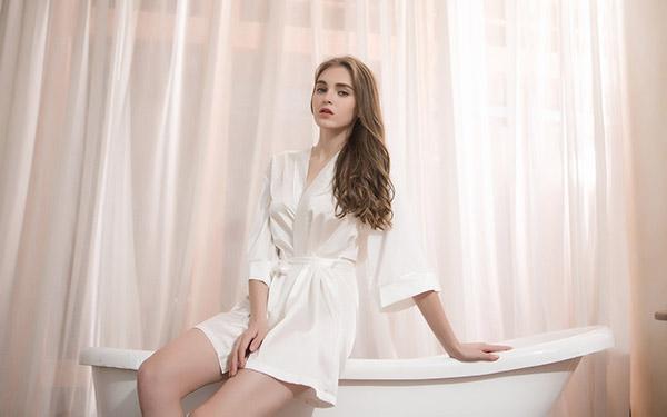 Áo choàng tắm Poliva mang đến sự khác biệt cho khách sạn cao cấp