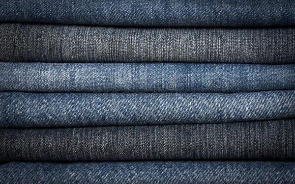 Hình ảnh thực tế vải jean cao cấp