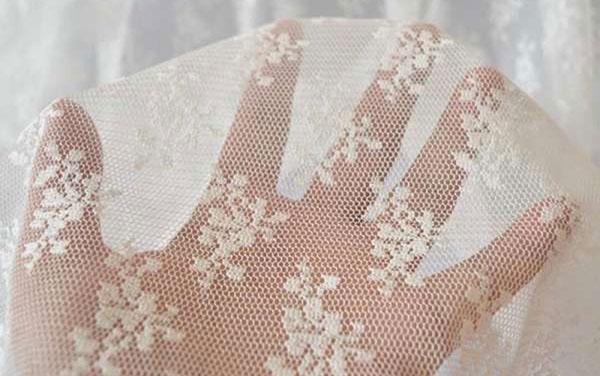 Vải ren có thể sử dụng được lâu hơn nếu được bảo quản đúng cách