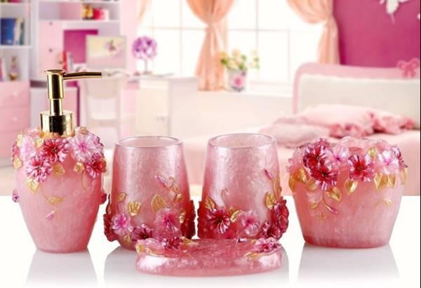 Tông hồng ngọt ngào dành cho căn phòng của những quý cô