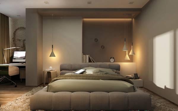 Tuyệt chiêu bố trí đèn trong phòng ngủ vừa đẹp vừa chuẩn phong thủy