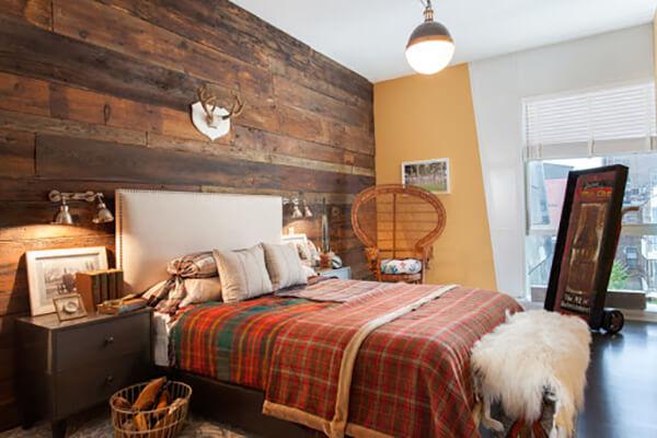 Giường ngủ trong homestay không đơn thuần là màu trắng thông thường nữa