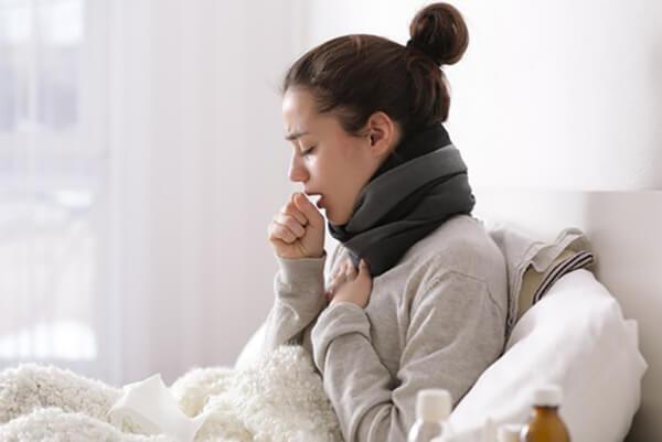 Khi sử dụng một thời gian sẽ dễ bị bệnh về đường hô hấp