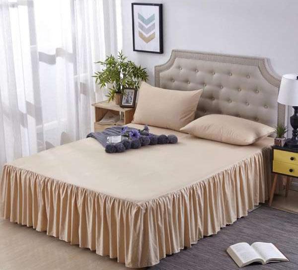 Ga giường không chỉ làm đẹp mà còn bảo vệ đệm khỏi tác nhân gây hại