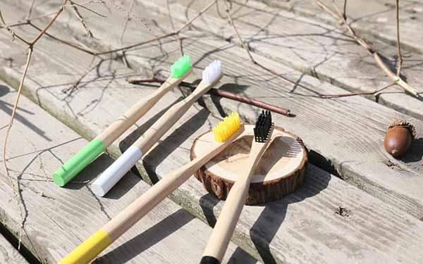 Kinh nghiệm chọn mua bàn chải đánh răng gỗ cho khách sạn