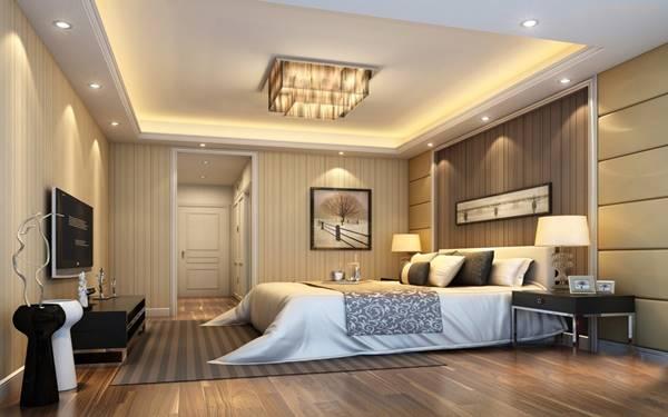 Đèn ngủ nên đặt ở đâu là hợp lý và không ảnh hưởng tới giấc ngủ?