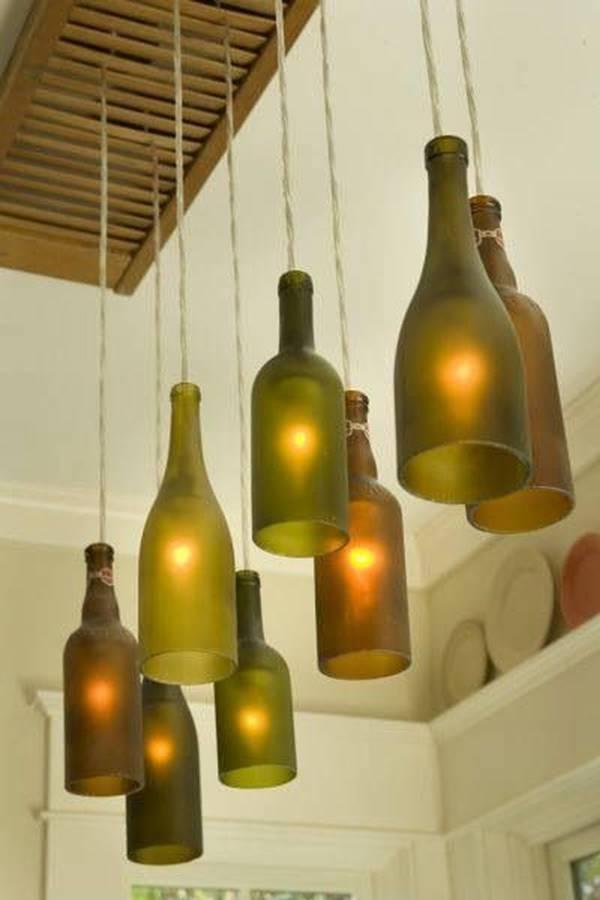 Một ý tưởng trang trí không tồi cho căn bếp của ngôi nhà bạn