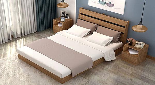 Về hình thức đơn giản, nhẹ nhàng, phù hợp với không gian khách sạn trung bình - nhỏ