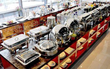 Phân loại nồi hâm buffet được dùng phổ biến trong nhà hàng, khách sạn