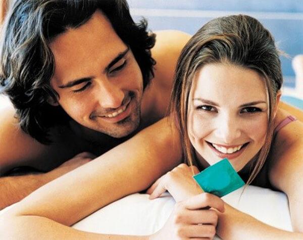 Bao cao su còn hỗ trợ quan hệ tình dục tốt hơn, đảm bảo sức khỏe cho người dùng