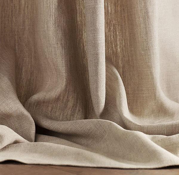 Loại vải này có độ mềm mướt cao, không tạo cảm giác thô ráp