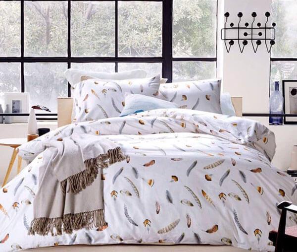 Những họa tiết tinh tế làm phòng ngủ sẽ trở nên sinh động hơn rất nhiều