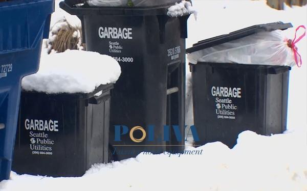 ưu điểm của thùng rác nhựa HDPE