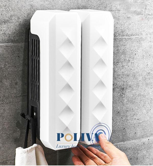Hộp đựng nước rửa tay treo tường giúp không gian thêm tiện nghi và sang trọng