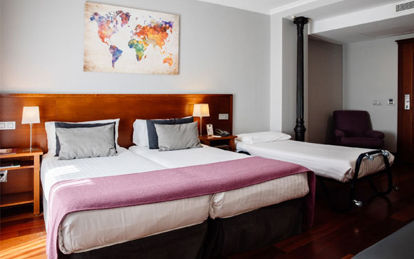 Chất lượng giường phụ extra bed được nhiều người quan tâm