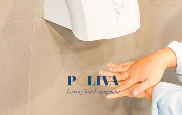 Máy sấy tay bị lỗi mang lại nhiều bất tiện cho người sử dụng