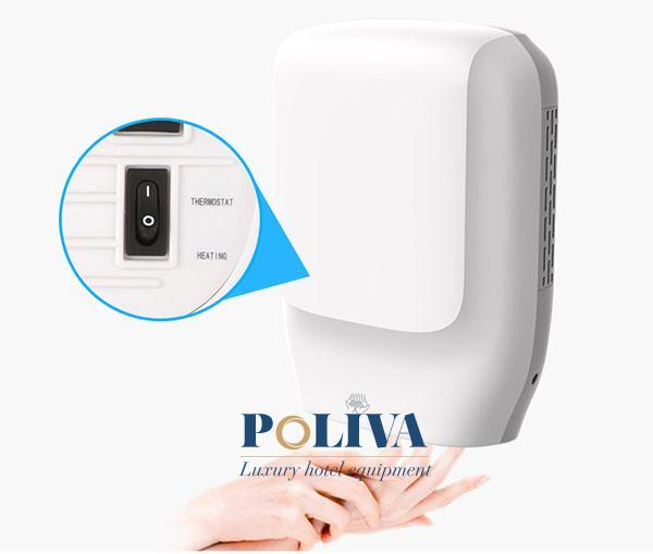 Hình ảnh máy sấy tay cảm ứng cao cấp