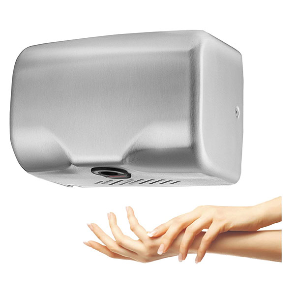Máy sấy tay giá bao nhiêu là thắc mắc của rất nhiều người