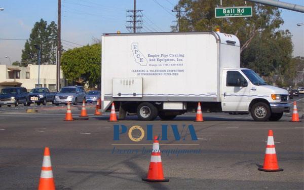 Poliva bán thiết bị giao thông với chất lượng sản phẩm được kiểm duyệt nghiêm ngặt