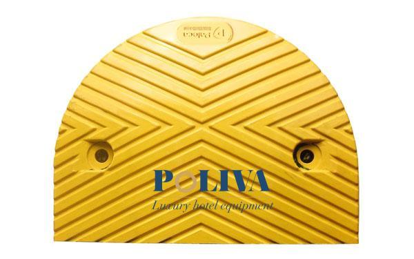 Poliva là đơn vị bán phụ kiện lắp đặt gờ giảm tốc chất lượng hàng đầu
