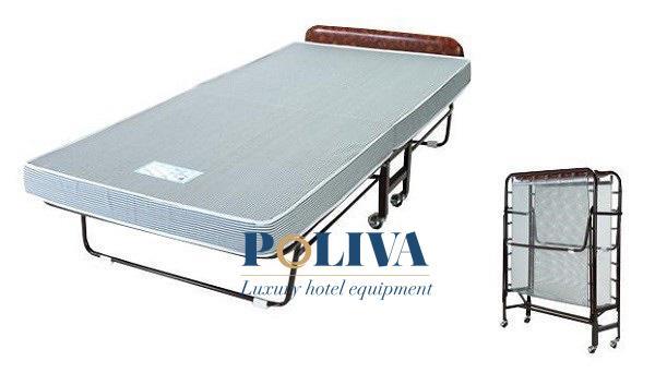 Extra bed - Loại giường gấp gọn được dùng phổ biến hiện nay