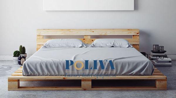 Cách làm những chiếc giường gỗ pallet này thường được các bạn trẻ rất quan tâm