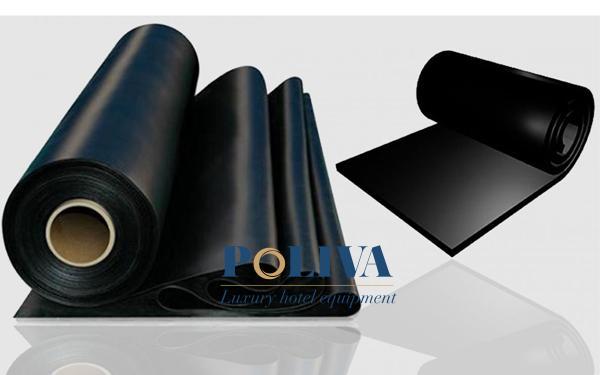 Các sản phẩm từ cao su EPDM có khả năng chịu nhiệt tốt và độ bền cao