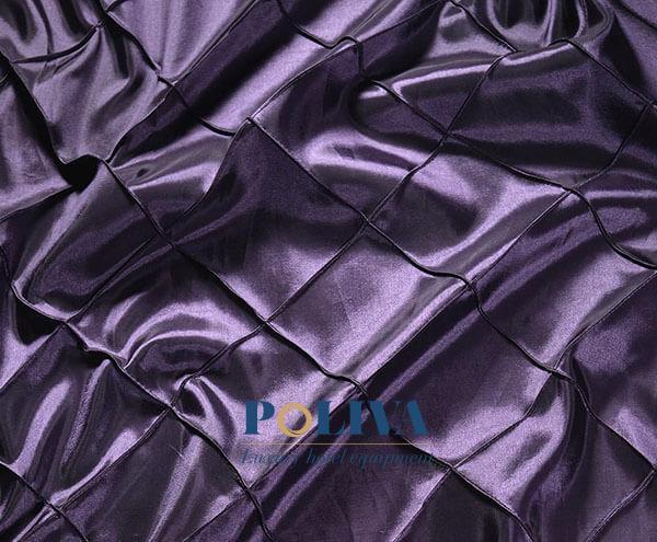 Vải tafta có độ bóng mờ và chất vải rất chững