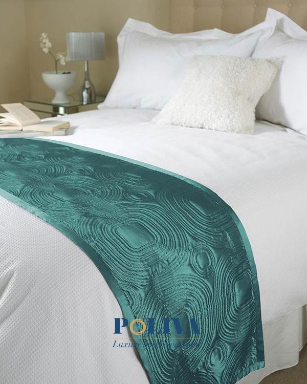 Tấm trang trí giường từ chất liệu này khó nhăn nhàu