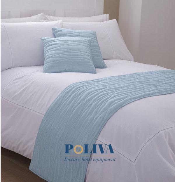 Poliva tự hào là địa chỉ cung cấp tấm vải trang trí giường uy tín trên thị trường