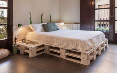 Có nên mua giường pallet trang bị trong các homestay không?