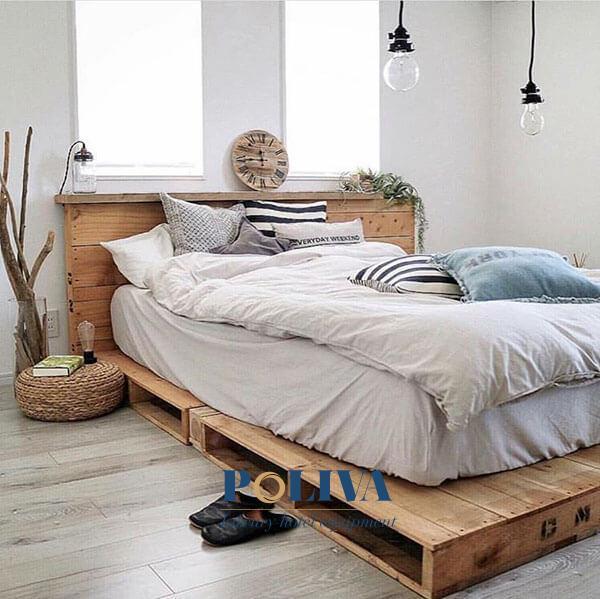 Nên đặt giường ở nơi thoáng mát nhất trong phòng để chúng luôn giữ được chất lượng tốt nhất