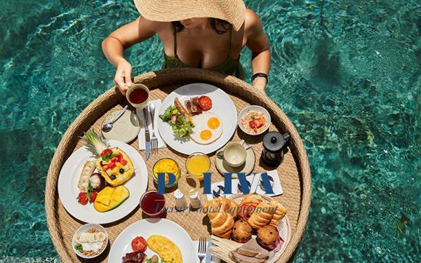 Floating breakfast là gì? Thử Floating breakfast tại Việt Nam ở đâu?