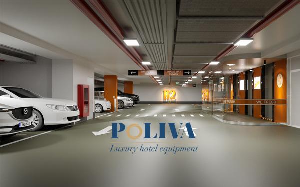 Sự quan trọng của giao thông tầng hầm tòa nhà hiện nay