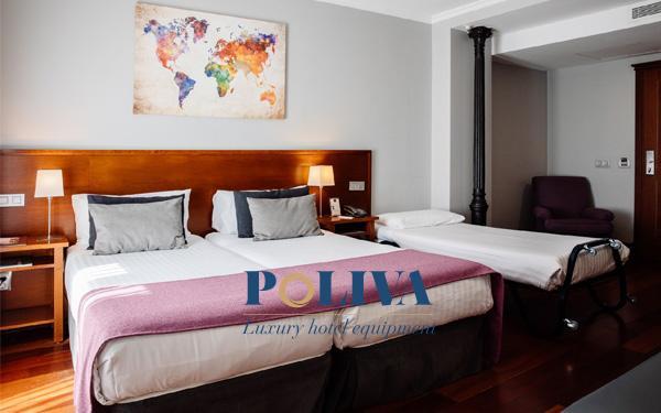 Giường extra bed được kê bên cạnh giường chính