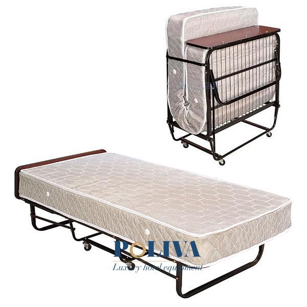 Chất lượng và giá cả của giường extra nệm lò xo phù hợp hơn với khách sạn cao cấp
