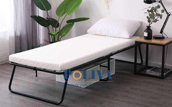Giường extra bed nệm mút rẻ mà vẫn có thể giúp người sử dụng ngủ ngon giấc