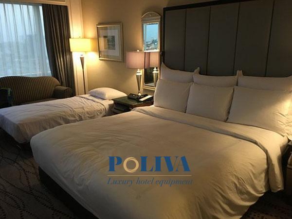 Giường extra có kích thước nhỏ nhẹ và dễ di chuyển
