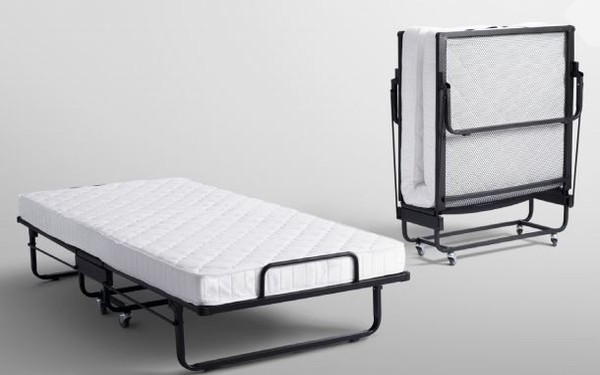 Giường phụ nệm mút lại phù hợp với khách sạn bình dân