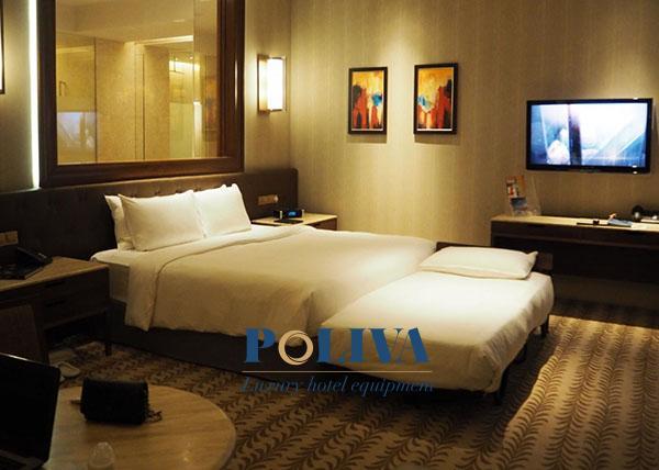 Bạn phải biết diện tích căn phòng có đủ rộng để chứa thêm chiếc giường extra hay không