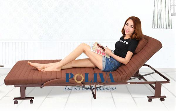 Nhiều người phân vân không biết nên chọn giường phụ nệm đứng hay nệm gập