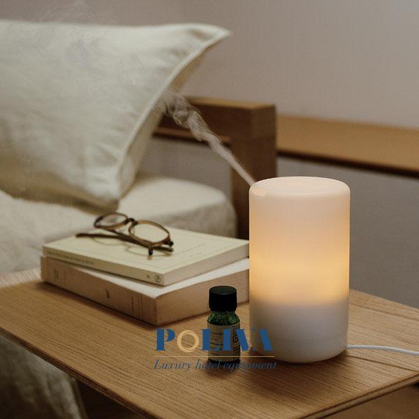 Xông tinh dầu trong phòng ngủ không chỉ giảm bớt mùi mà còn khiến giấc ngủ thư giãn hơn