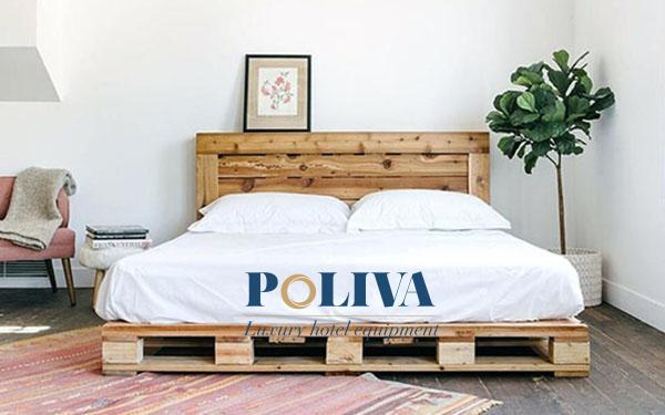 99+ mẫu giường pallet đẹp mộc mạc đúng chuẩn phong thái Vintage