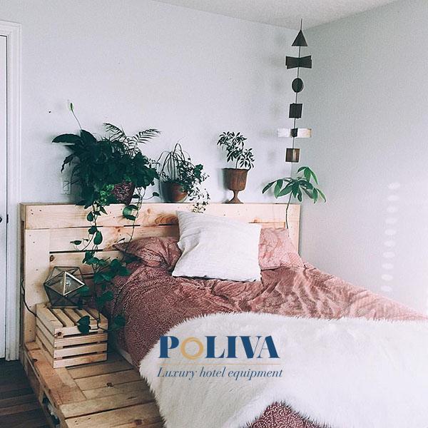 Phong cách vừa mộc mạc, vừa hiện đại cho căn phòng
