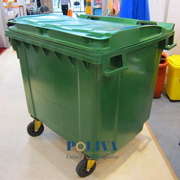 Chọn địa chỉ bán thùng rác công nghiệp uy tín giúp bạn sở hữu được sản phẩm chất lượng