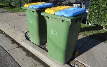 Kinh nghiệm chọn mua thùng rác nhựa cho không gian ngoài trời