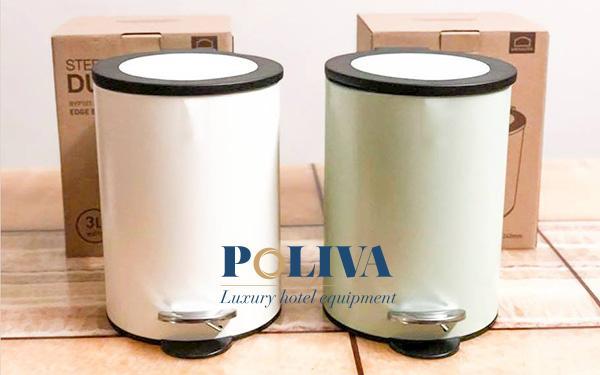 Kinh nghiệm mua thùng rác đạp chân sử dụng trong gia đình