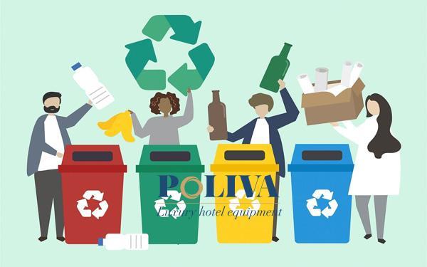Cách phân loại rác thải sinh hoạt và xử lý rác để bảo vệ môi trường
