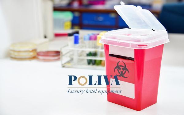 phân loại rác thải y tế là việc làm vô cùng quan trọng