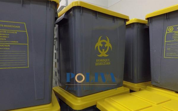nguyên tắc phân loại rác